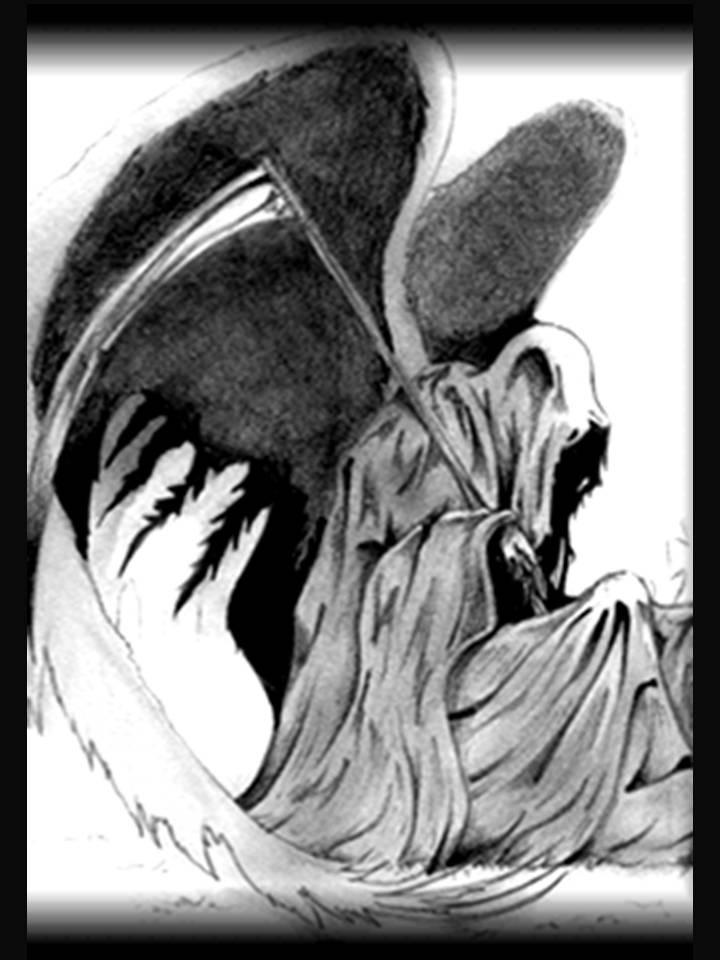 el secreto de la santa muerte novena muerte querida de mi corazón no ...
