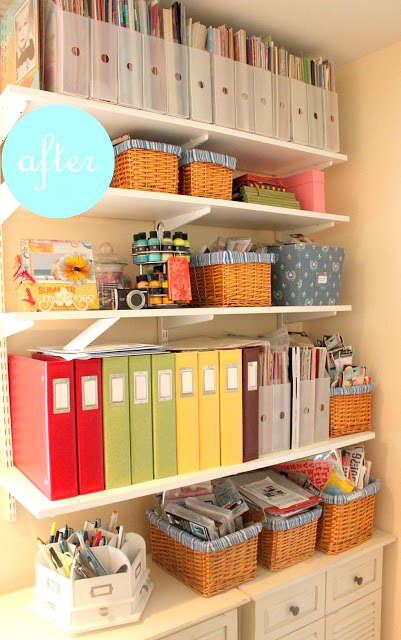 11 Ways To Get Your Crafts Organized