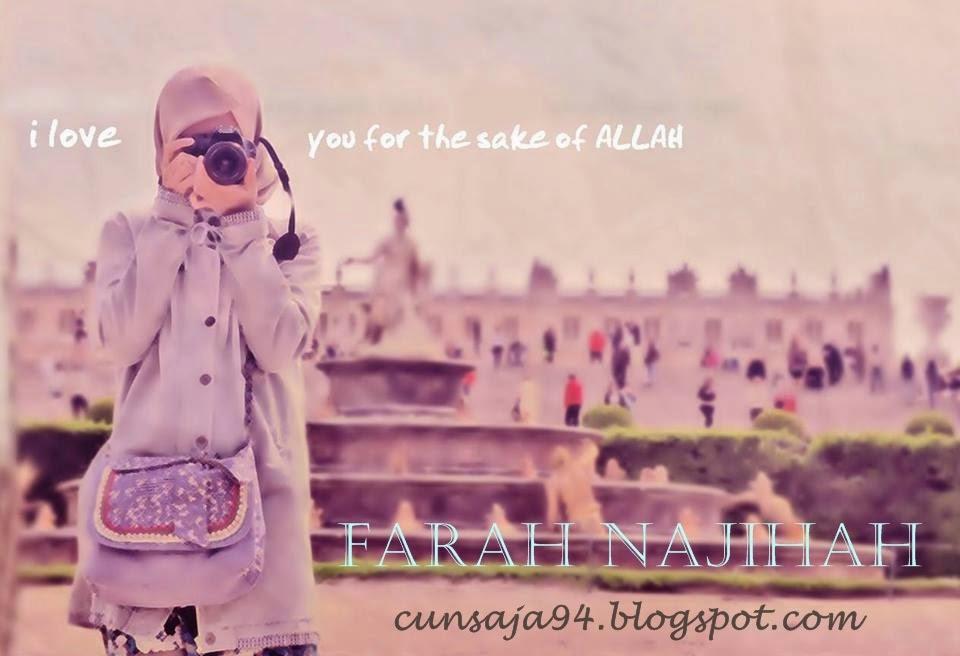 ♥ Farah Najihah ♥