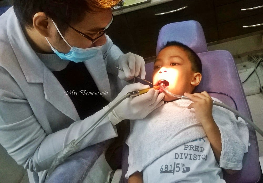 Kiko's First Visit to the Dentist