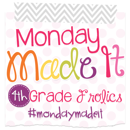 http://4thgradefrolics.blogspot.com/2014/11/monday-made-it-november.html