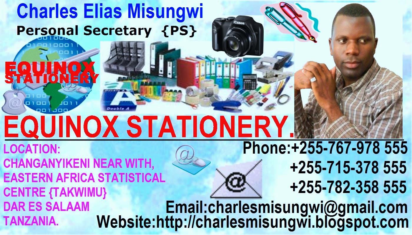 Charles Elias Misungwi