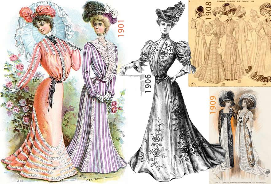 Indumentaria y moda: Historia de la moda