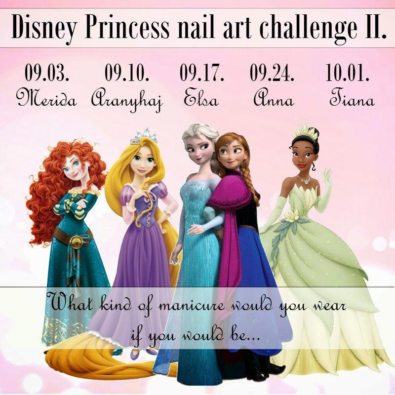 Disney Princess II. Challenge