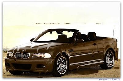 Шоколадный BMW