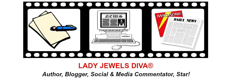 The home of L.J. Diva (Lady Jewels Diva®) - Australian Author, Blogger and Commentator