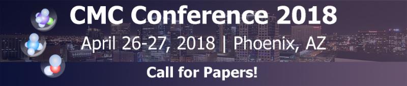 CMC Conference 2018, Phoenix, AZ, USA