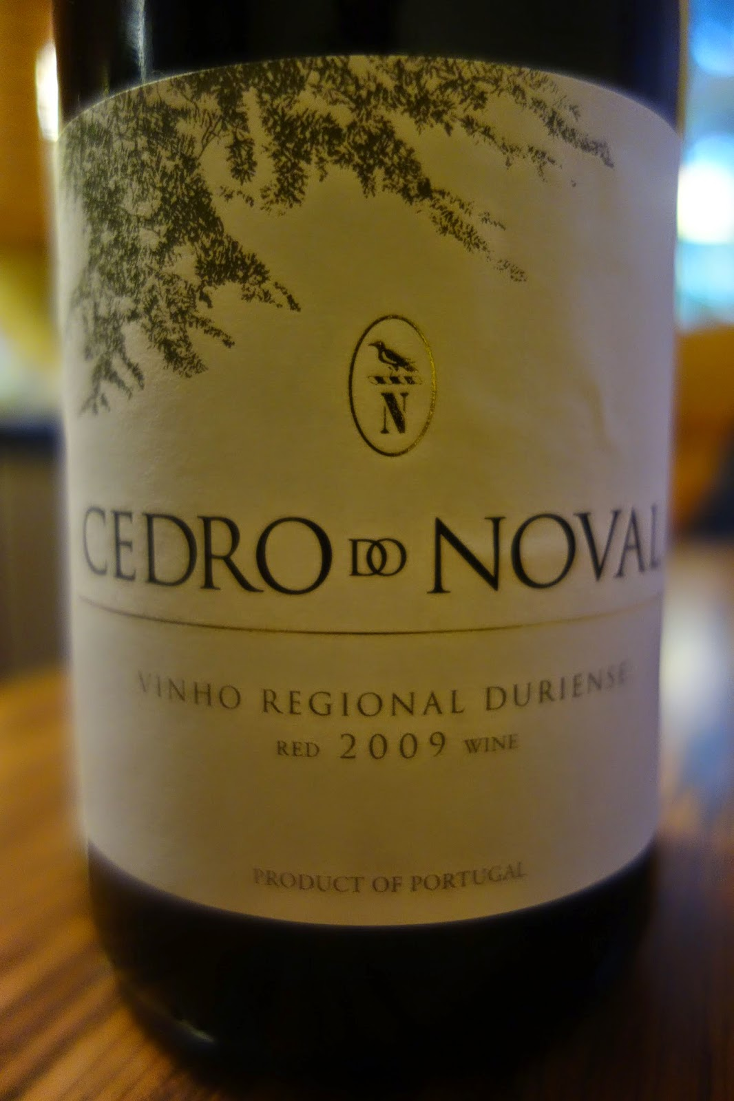 cedro do noval 2009: a touch of the rhône in portugal