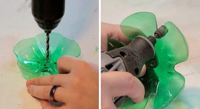 Inilah Yang Terjadi Apabila Botol Plastik Kitar Semula Dikerjakan Oleh Seseorang Yang Sangat Kreatif Zayan