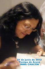 INMA CHACÓN, BIBLIOTECA REGIONAL, 21/06/2012