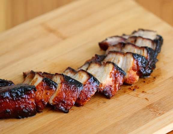 ... Kitchen Snippets: Homemade Char Siu (with Pork Belly)/Chinese BBQ Pork