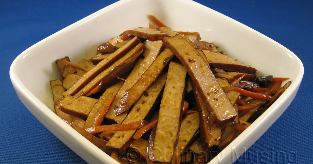 ... of a Silicon Valley Mom: Five Spice Tofu with Sesame & Chili Oil