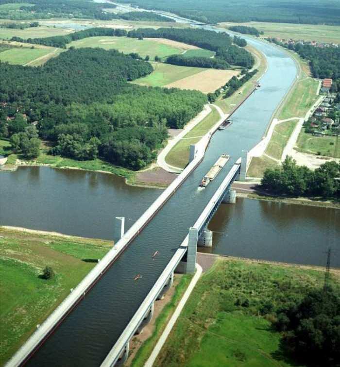 Jembatan Air Paling Menakjubkan Di Dunia