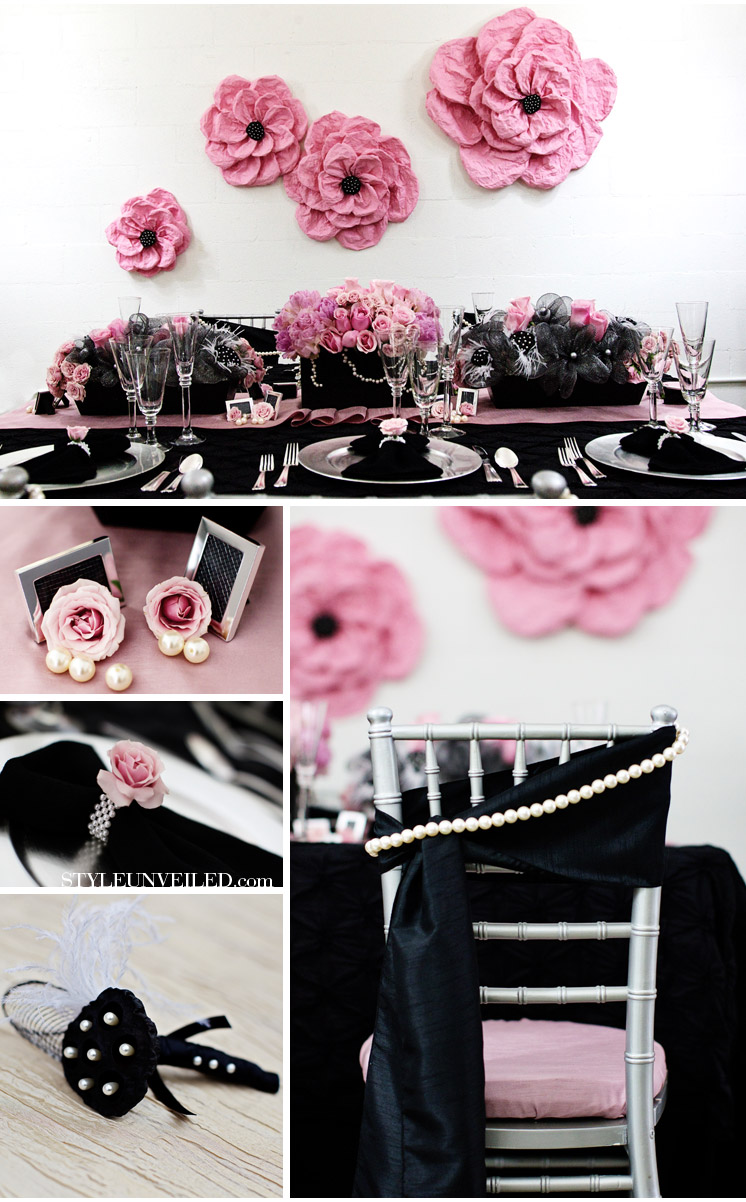 Canadian Hostess Blog Coco Chanel inspired Events