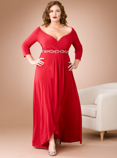 Dresses For Plus Size People 45