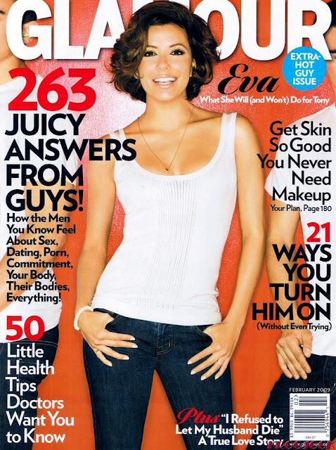 Eva Longoria in Magazine