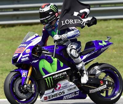 Giacomo Agostini Kini Jadi 'Buruan' Jorge Lorenzo