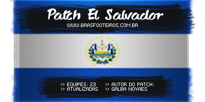 Baixar Patch El Salvador – Brasfoot 2014