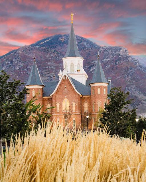 Provo Mormon Temple
