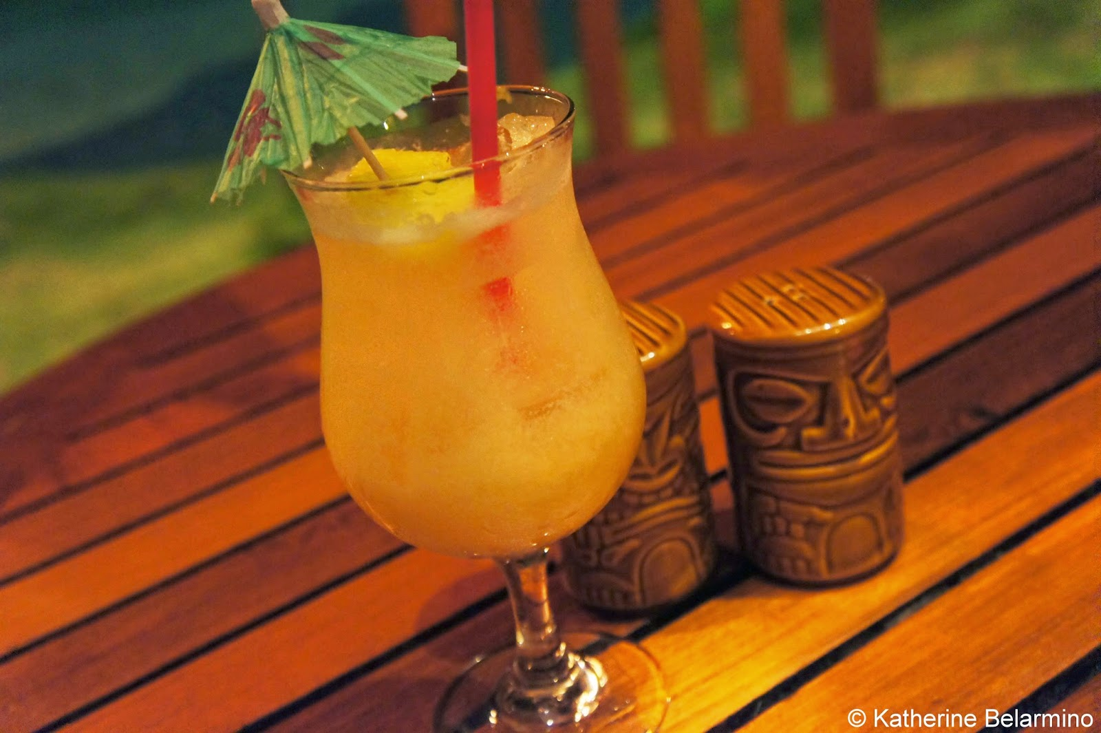 Duke's Kauai Kalapaki Colada Hawaiian Cocktail Kauai