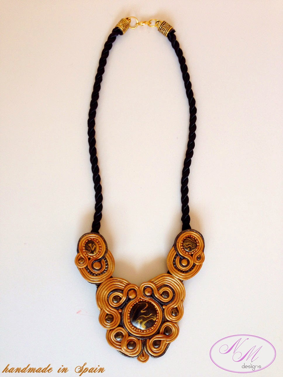 "Necklace ""Baroque"" NM Designs"