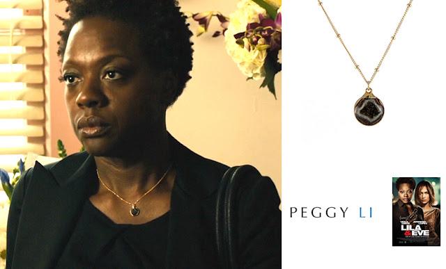 Viola Davis jewelry
