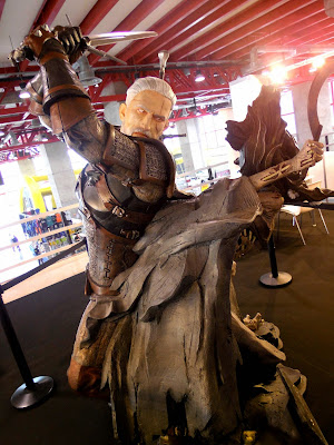 the witcher 3 expomanga 2015