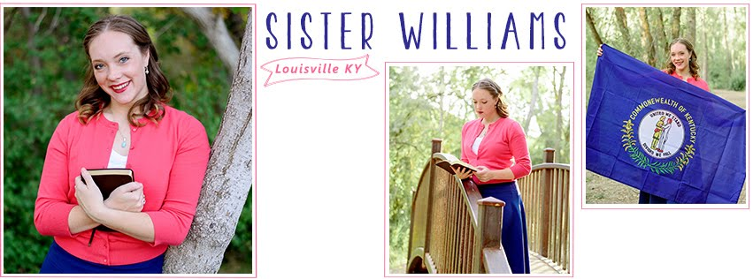Sister Emily Williams - The Great Kentucky Louisville Mission