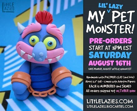 http://www.littlelazies.bigcartel.com/product/my-lil-lazy-pet-monster-pre-order