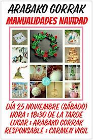 Manualidades de Navidad // 25 noviembre
