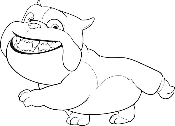 Rio Coloring Pages Free