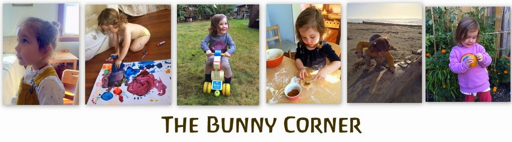 The Bunny Corner