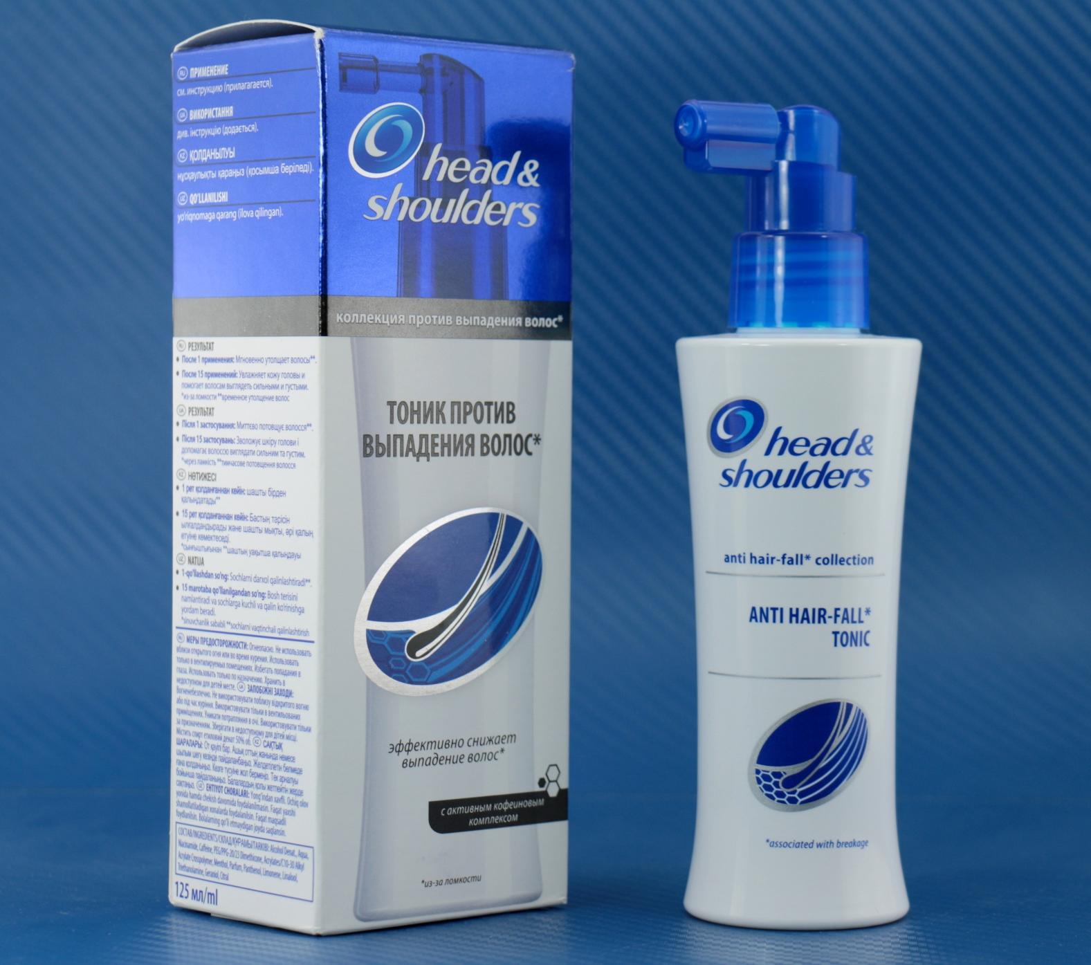Средство против выпадения волос для мужчин