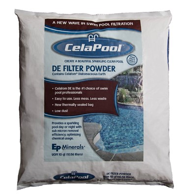Pool Tips Troubleshooting Reviews Celapool Diatomaceous Earth Low Dust Swim Pool Filter Aid