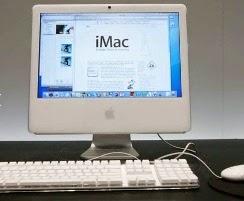 Το επανασχεδιασμένο iMac κυκλοφόρησε το 2006 με έναν διπύρηνο επεξεργαστή Intel.