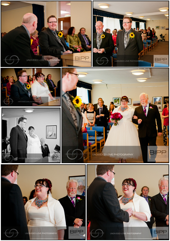 Bedfordshire registry office wedding