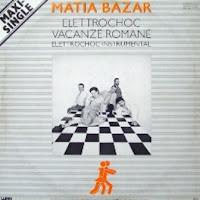 Matia Bazar - Elettrochoc (Vinyl,12\'\') (1983)