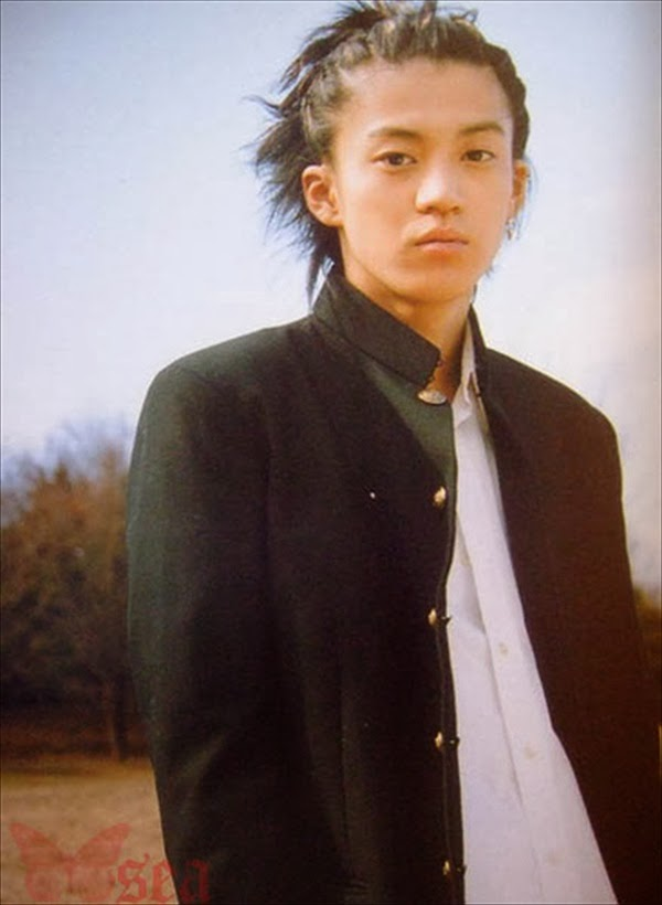 Asian Fixation Monday Cutie Shun Oguri 小栗旬