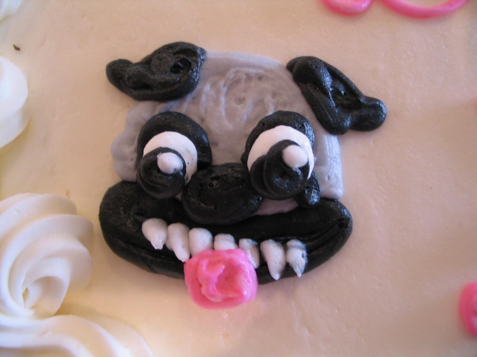 Details by Kari Puppy Dog Birthday Cake