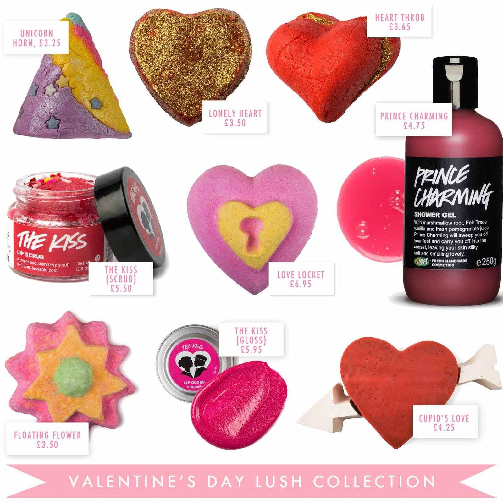 lush valentines day 2015, lush valentines 2015