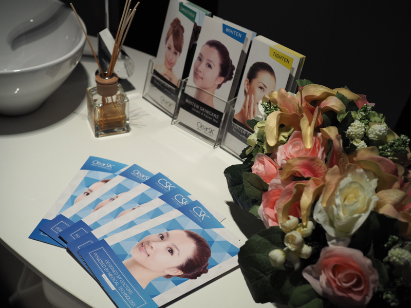 ClearSK Medi-Aesthetics Event Lunarrive Singapore Lifestyle Blog