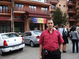 La simozionul judeţean România în secolul al XX-lea, 24.V.2011...
