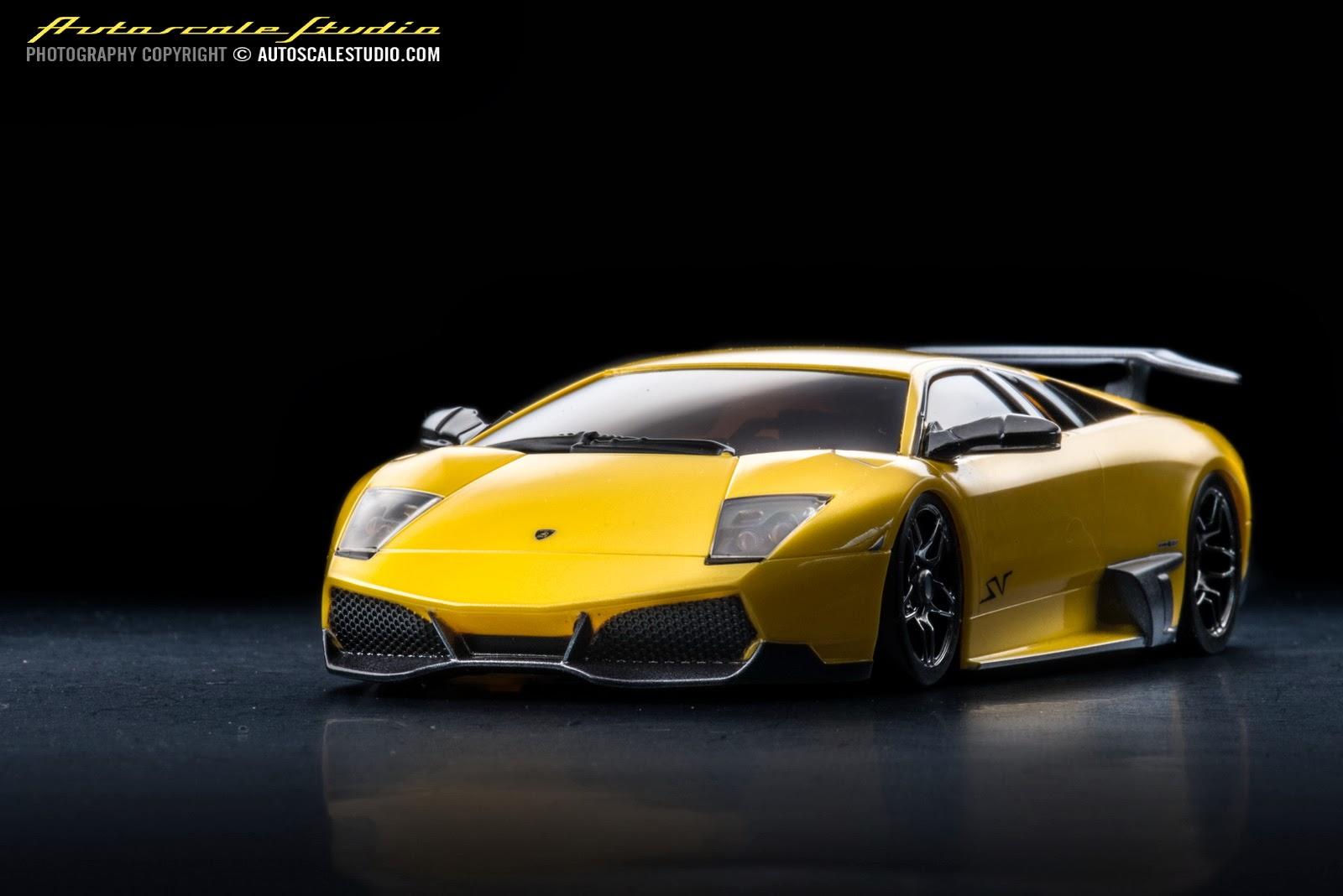 Mzp215py Lamborghini Murcielago Lp670 4sv Pearl Yellow Autoscale