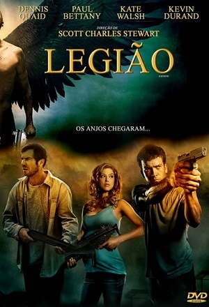 Legião Blu-Ray Filmes Torrent Download completo
