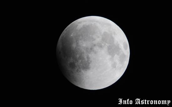 Gerhana Bulan Penumbra 25 Mei 2013