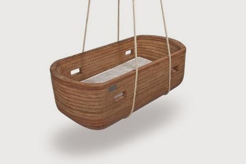 NOAH Cradle by VanJoost
