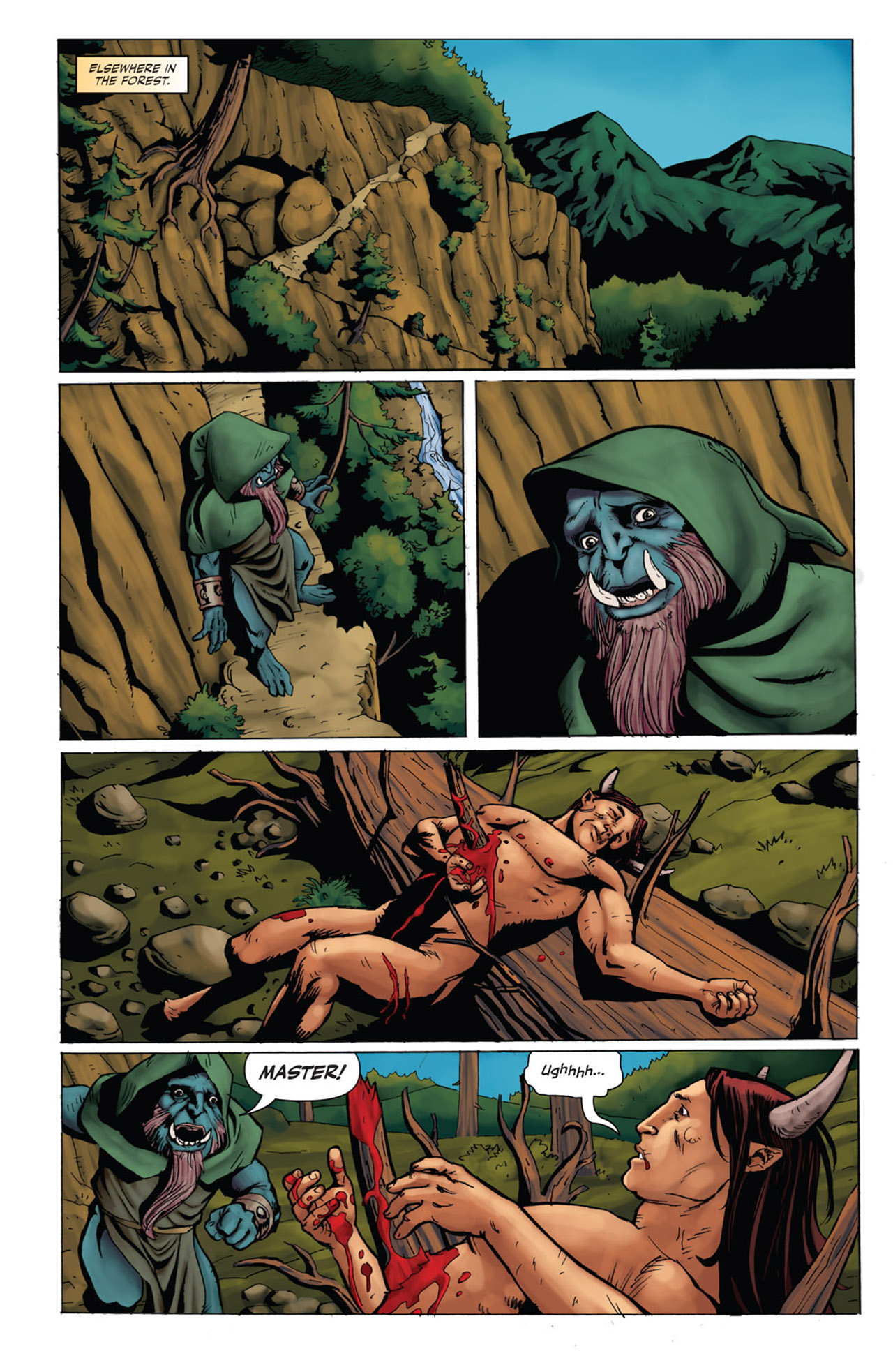 Grimm Fairy Tales (2005) Issue #53 #56 - English 25