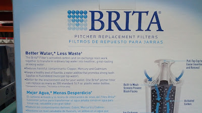 replacement filter for your Brita pitcher