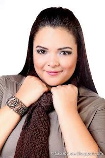 candidata Aline Santos