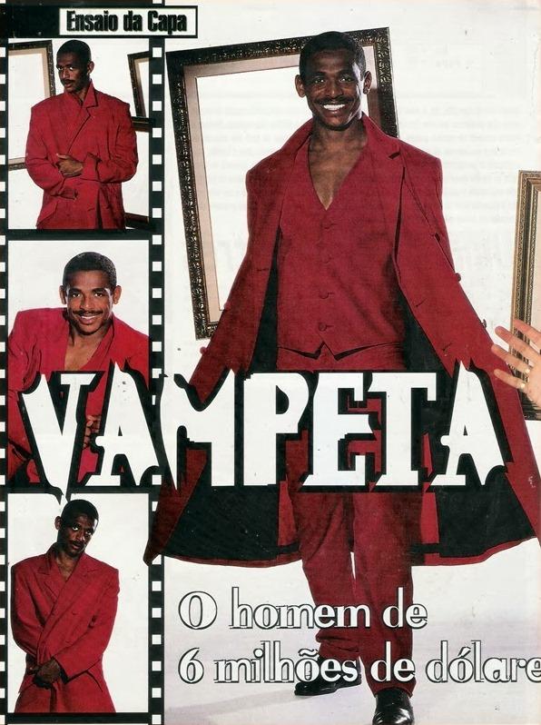 G Arquivo MAGAZINE | G Vampeta #016 Janeiro/1999 - Magazine
